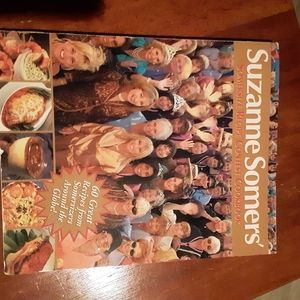 Suzanne Somers Cookbook